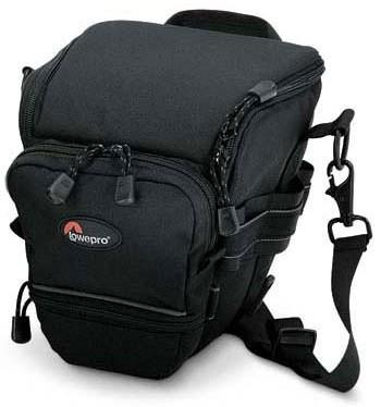 Toploader Pro 65 AW SLR Holster Case (Black)