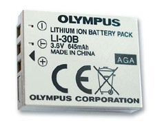 Li-30B Replacement Battery for the Stylus Verve