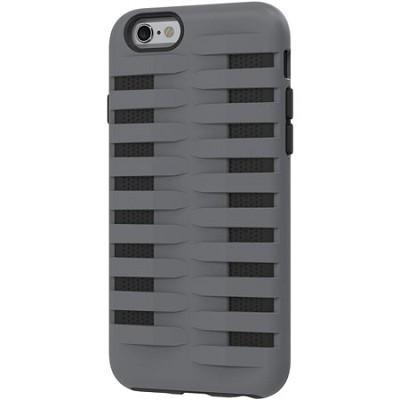 Cobra Apple iPhone 6 Silicone Dual Protective Case - Black/Grey