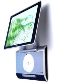 SDP-5000 - 15` LCD TV/DVD Combination Portable Widescreen Display, Prog. Scan