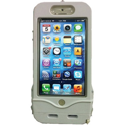 Endurance 5 White Waterproof iPhone 5 /5s Case