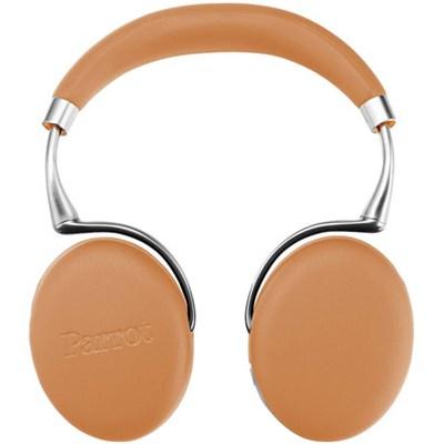 Zik 3 Wireless Noise Cancelling Bluetooth Headphones Camel Leather - OPEN BOX