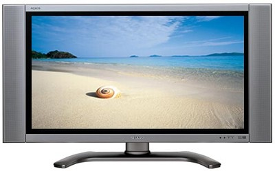 LC-32D5U AQUOS 32` 16:9 LCD Panel HDTV w/ built-in CableCARD slot