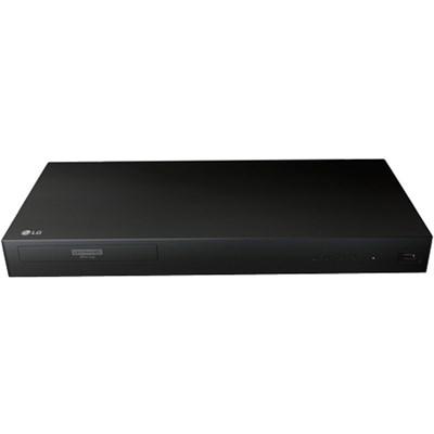 3D Ultra High Definition Blu-Ray 4K Player (Black) - UP870