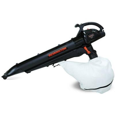 RM1300 Mulchinator 12 Amp Electric Vacuum, Mulcher/ Blower Combo