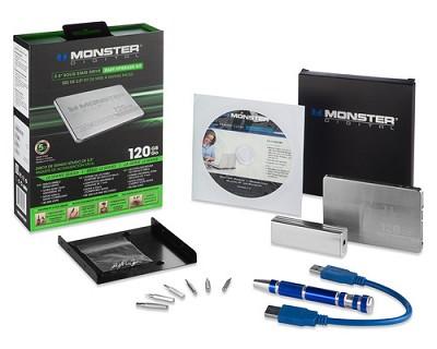 Le Mans 120GB SSD kit