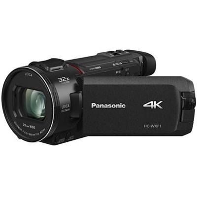HC-WXF1K 4K Cinema-Like Camcorder with 24x LEICA DICOMAR Lens