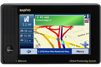 Easy Street NVM-4070 Portable Navigation