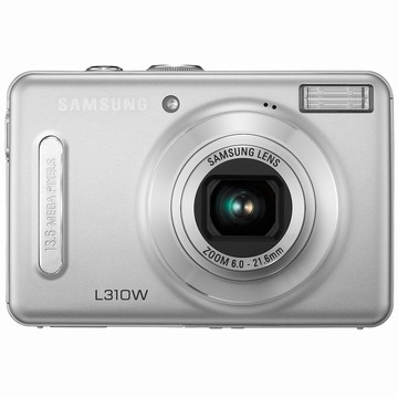SL310W 13MP 2.7` LCD Digital Camera (Silver)