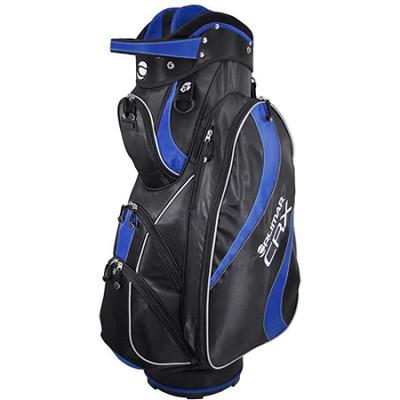 CRX Cart Bag - Royal/Black