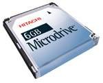6GB Microdrive Blister Pack (Microdrive Only - No PC Card Adapter included)