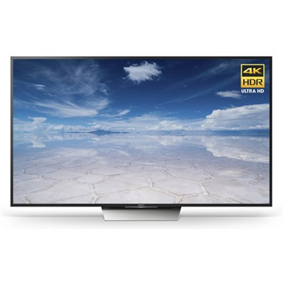 XBR-55X850D 55-Inch Class 4K HDR Ultra HD TV - ***AS IS***