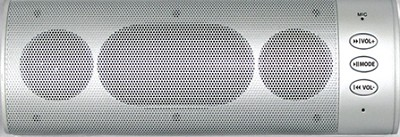 Wireless Bluetooth Stereo Speaker (Silver)