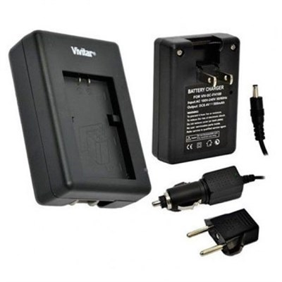AC/DC Rapid battery charger for Sony FW50 - NP-FW50 Batteries
