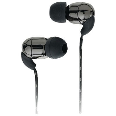 IE500 Stereo In-Ear Headphones (Slate Gray)
