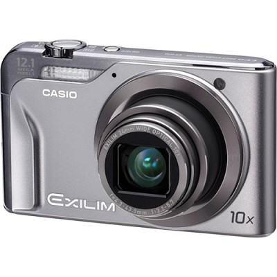 EX-H10 12Mp Digital Camera with 10X Optical Zoom and 3.0 Inch LCD
