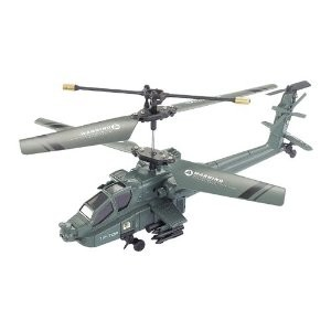 GYRO APACHE RC Remote Control Helicopter 3 Channel