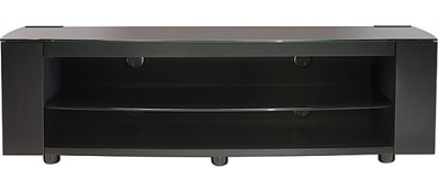 PFV59b - Platinum 3-shelf A/V Stand for flat panel TVs up to 63` (Black)