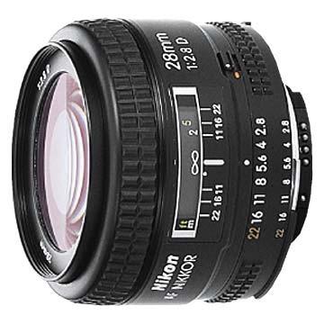 28mm F/2.8D  AF Lens - OPEN BOX