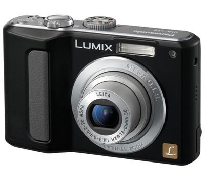 DMC-LZ8 (Black) Lumix 8M Digital Camera w/ 5x Optical Zoom & 2.5` LCD - OPEN BOX