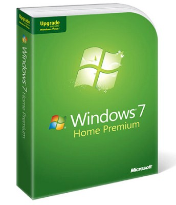 Windows 7 Home Premium Upgrade - GFC00020