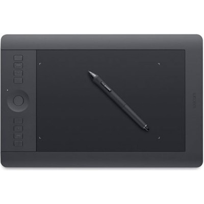 Intuos Pro Pen & Touch Tablet Medium PTH651 Certified Refurbished