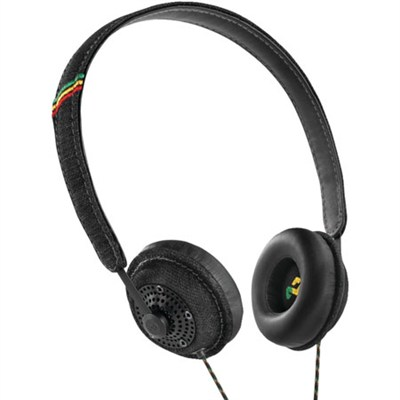 Harambe On-Ear Headphones (Black) - OPEN BOX