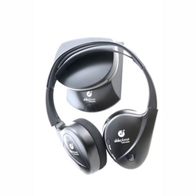 Sound Clarity Infrared Headphone with Single Source Transmitter