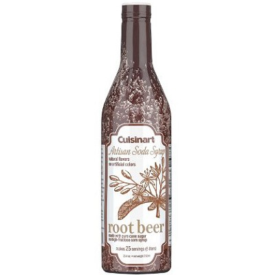 Artisan Soda Syrup, 750ml - Root Beer