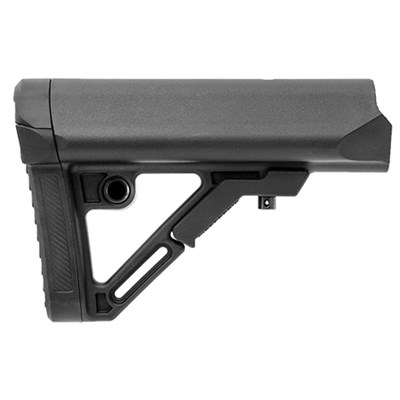 PRO Model 4 Ops Ready S1 Mil-spec Stock Only - Black - RBUS1BMS