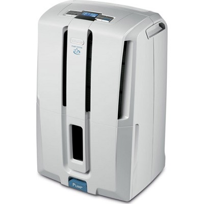 DD45PE 45 Pint E-Star Dehumidifier with Low Temp & Patented Pump