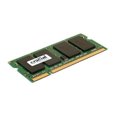 4GB 200-pin SODIMM DDR2 PC2-6400 Unbuffered Non-ECC