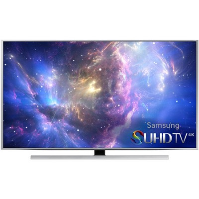 UN55JS8500 - 55`  4K Ultra HD 3D Smart LED HDTV w/ 3D Glasses