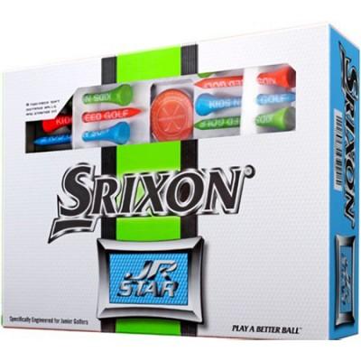JR Star Golf Balls - 8 Pack