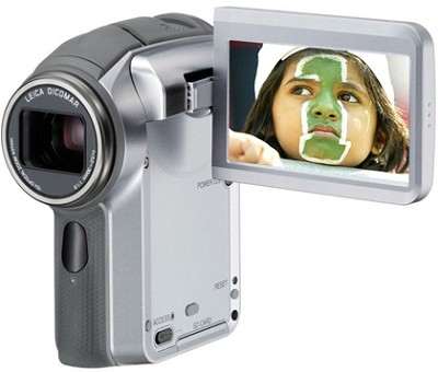 SDR-S150 3CCD SD Digital Camcorder w/ 10x Optical Zoom  - OPEN BOX