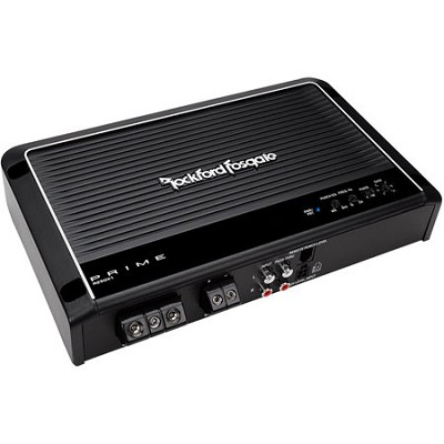 Prime 500 Watt 1-Channel Class D Amplifier