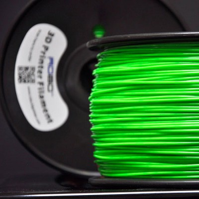 ABS Plastic 1 kg - Green
