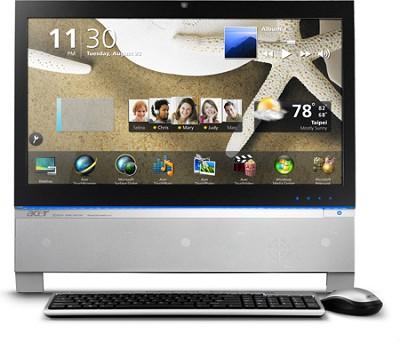 AZ3101-U4062 21.5-Inch AMD Athlon II X2 240e  All-in-One Desktop (Silver)