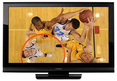 26AV502R - 26` 720p LCD TV, Thin Bezel Gloss Black Cabinet