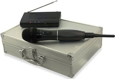 WM88 Single Channel VHF Microphone