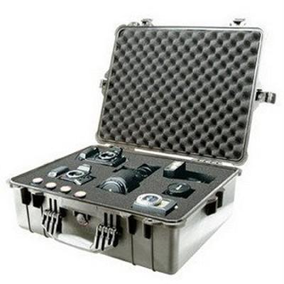 1200-000-180 - 1200 Case w/Foam (Silver)