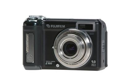 FINEPIX E900 9MP Digital Camera  W/ 4X Opt. Zoom