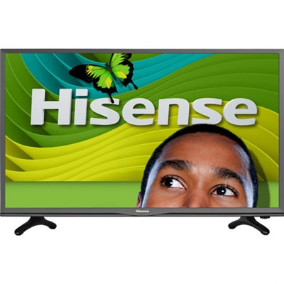 H3 Series Feature 40` Class 1080p Full HD 120Hz LED HDTV