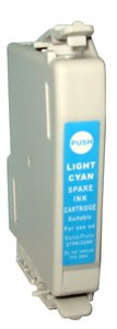 Light Cyan Inkjet Cartridge for Epson Photo 2200 (T034520)
