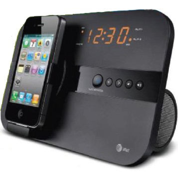 uSpin Music Dock for Apple iPhone and iPod