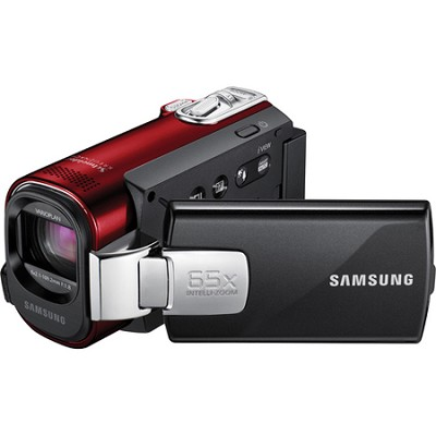 SMX-F40 Camcorder (Red) - OPEN BOX