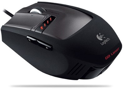 G9 Laser Gaming Mouse