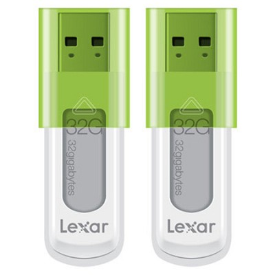 JumpDrive S50 32 GB USB Flash Drive 2-Pack - Bulk Packaged