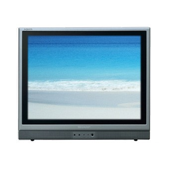 LC-20S1U-S AQUOS 20` LCD TV (Silver)