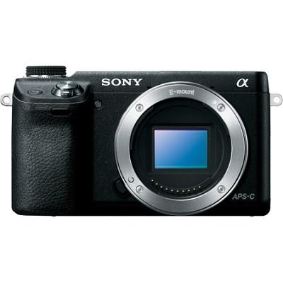 Alpha NEX-6 16.1 MP Digital Camera (Black Body Only) - OPEN BOX